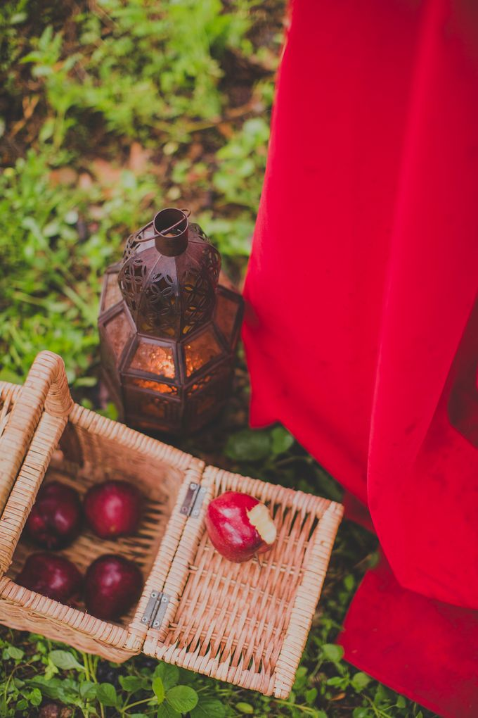 Red Riding Hood and The Hunter by Cravt Photo Props - 001