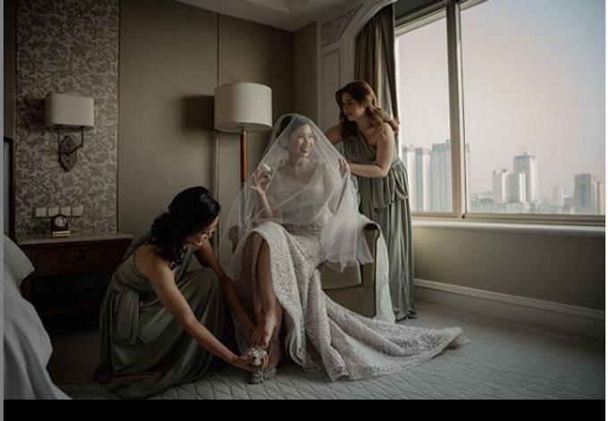 Wedding of Nicholas & Putri by VAIA - 001