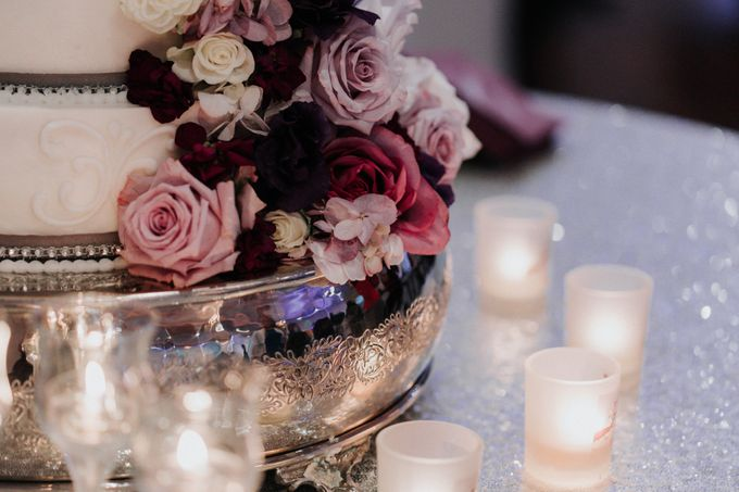 Trendy Winter Wedding by Amber Elaine Photography - 018