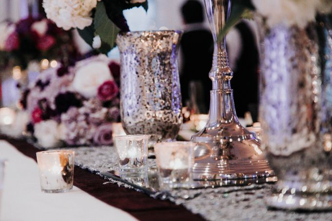 Trendy Winter Wedding by Amber Elaine Photography - 020