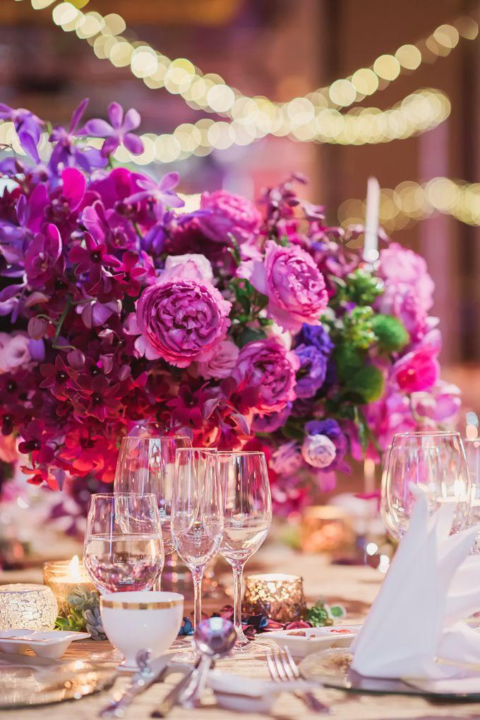 Valerie & Vijay - Wedding Day by Spellbound Weddings - 003