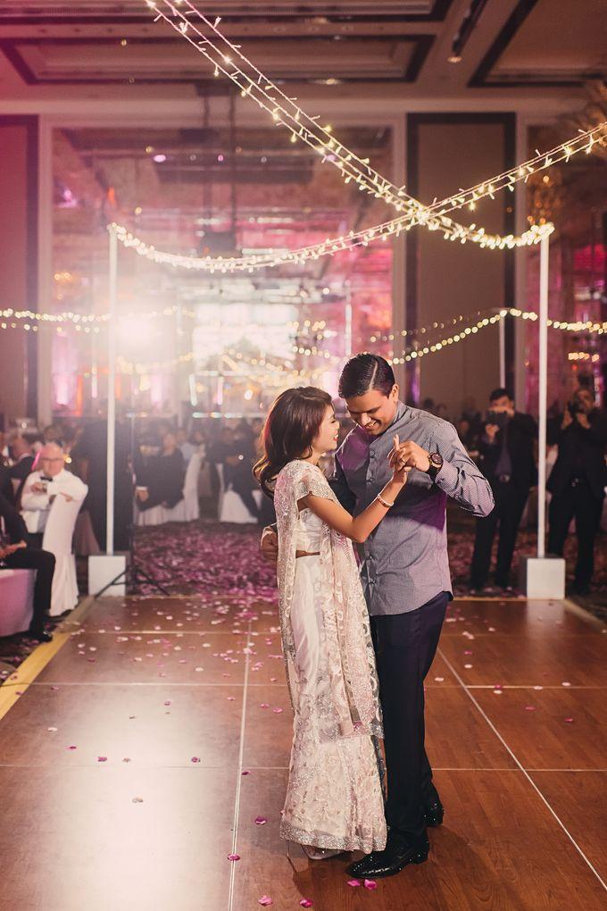 Valerie & Vijay - Wedding Day by Spellbound Weddings - 006