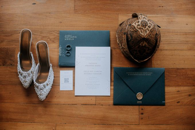 Traditional Jawa by Pensée invitation & stationery - 009