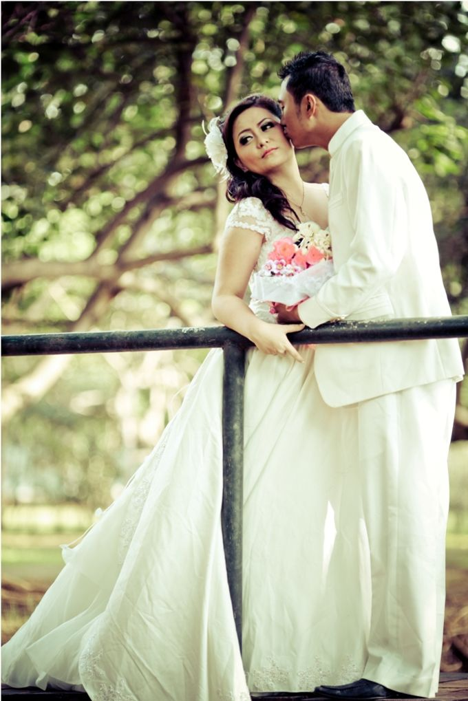 OUR REAL CLIENTS by Vivie Wang Brides - 009