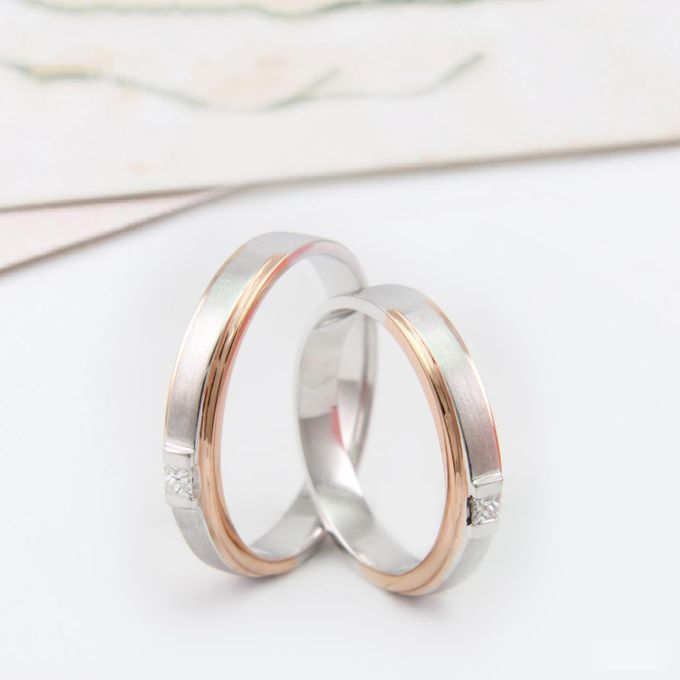 Wedding Ring WR0056 by V&Co Jewellery - 003