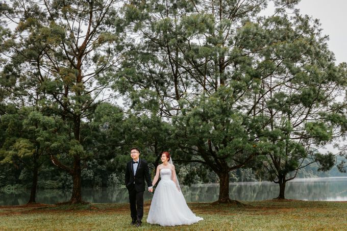 Singapore Pre-Wedding Photography by DTPictures - 001