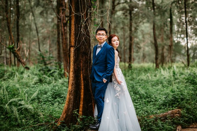 Singapore Pre-Wedding Photography by DTPictures - 011