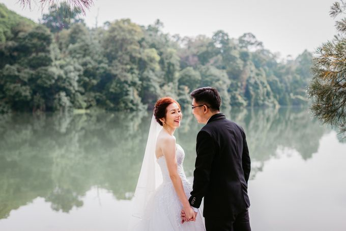 Singapore Pre-Wedding Photography by DTPictures - 002