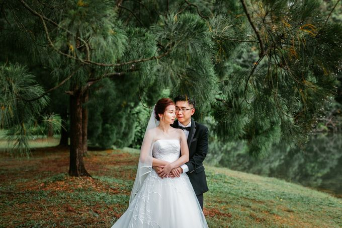Singapore Pre-Wedding Photography by DTPictures - 003
