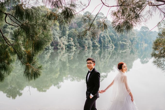 Singapore Pre-Wedding Photography by DTPictures - 004