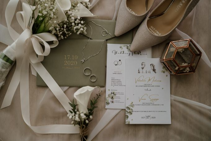 Vania & Valen Wedding by AKSA Creative - 040