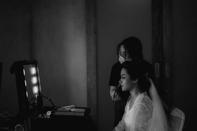 Vania & Valen Wedding by AKSA Creative - 033