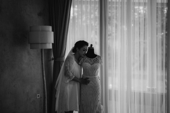 Vania & Valen Wedding by AKSA Creative - 030