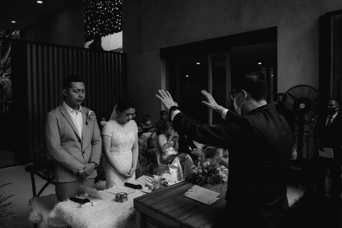 Vania & Valen Wedding by AKSA Creative - 017