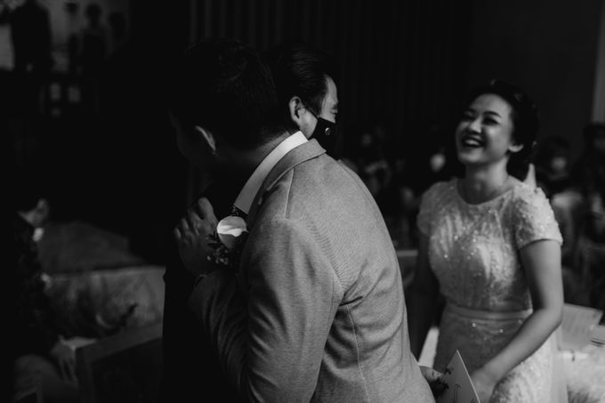 Vania & Valen Wedding by AKSA Creative - 016