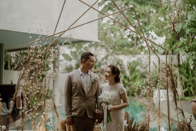 Vania & Valen Wedding by AKSA Creative - 005