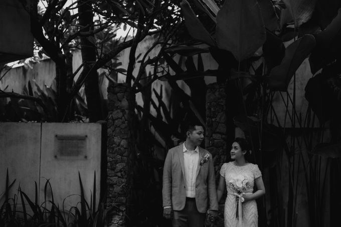 Vania & Valen Wedding by AKSA Creative - 003