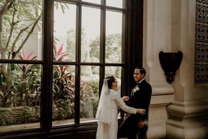 Vania & Kennan Wedding at Sampoerna Strategic by AKSA Creative - 028