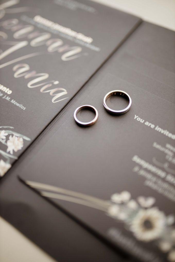 Vania & Kennan Wedding at Sampoerna Strategic by AKSA Creative - 044