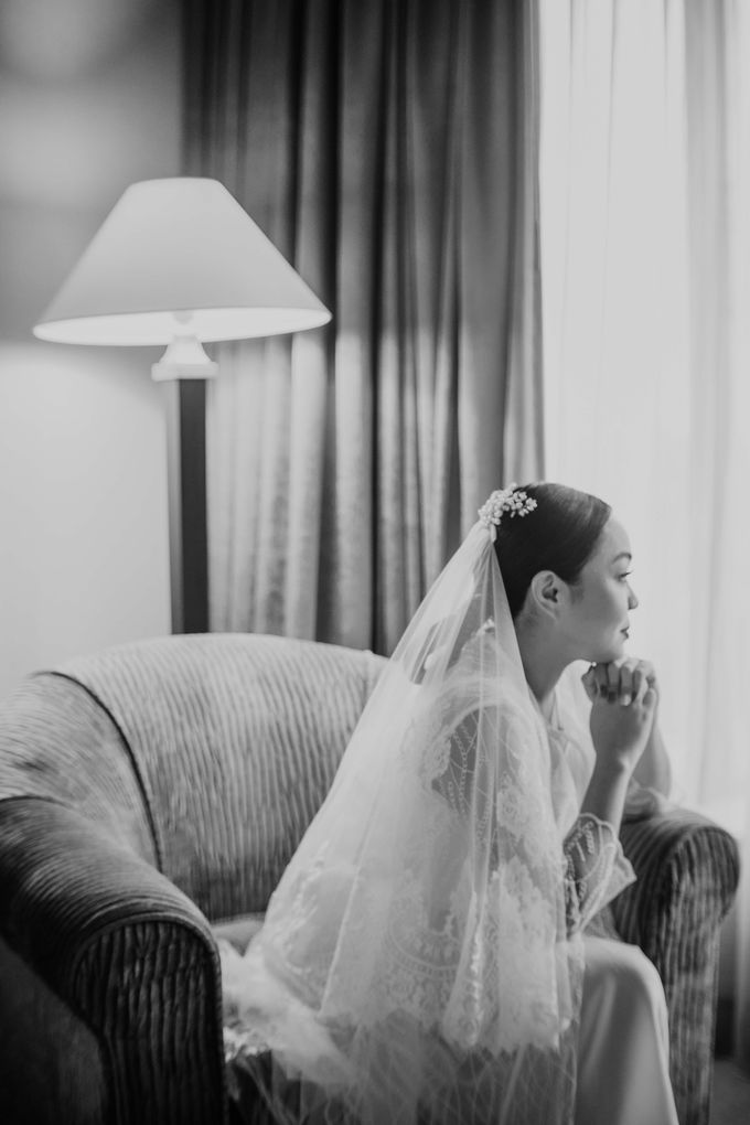 Vania & Kennan Wedding at Sampoerna Strategic by AKSA Creative - 037