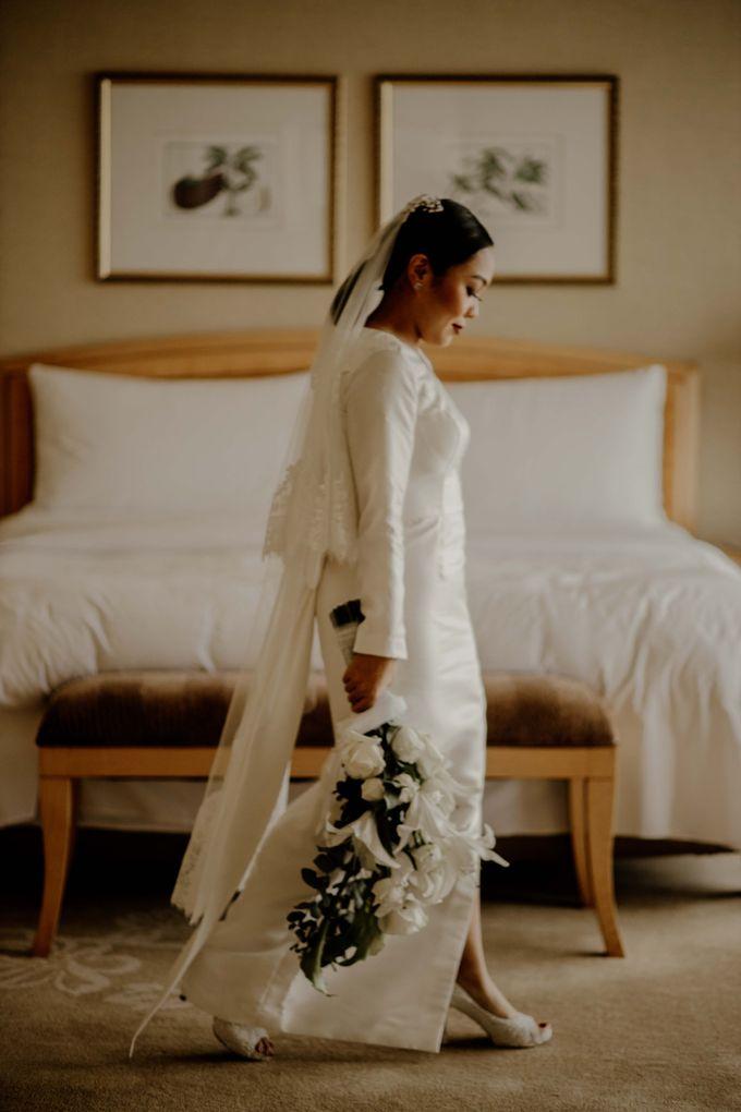 Vania & Kennan Wedding at Sampoerna Strategic by AKSA Creative - 031