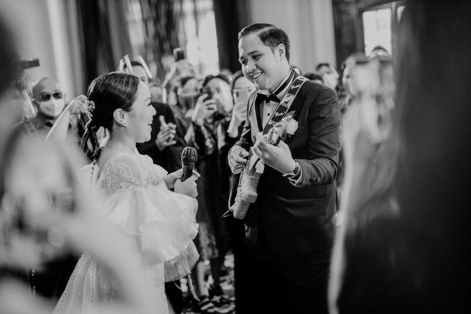 Vania & Kennan Wedding at Sampoerna Strategic by AKSA Creative - 013