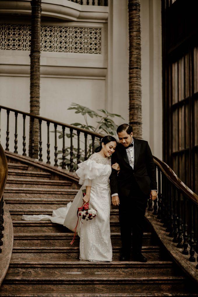 Vania & Kennan Wedding at Sampoerna Strategic by AKSA Creative - 010