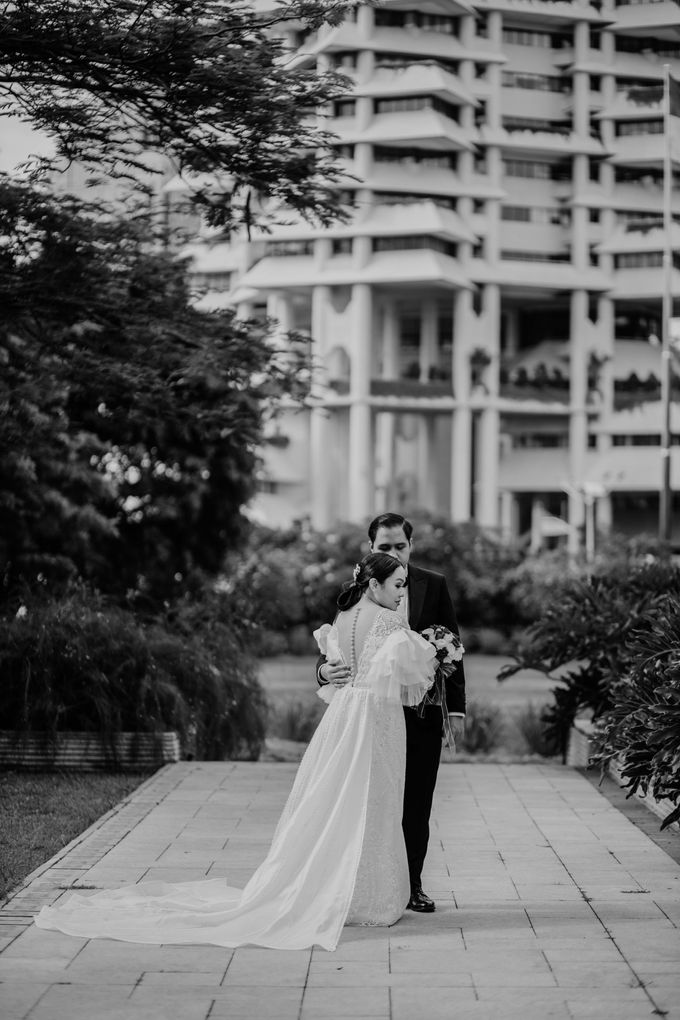 Vania & Kennan Wedding at Sampoerna Strategic by AKSA Creative - 007