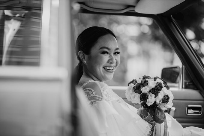 Vania & Kennan Wedding at Sampoerna Strategic by AKSA Creative - 005