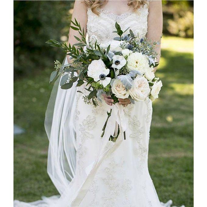 Rustic Wedding by Esmae Event Floral Design - 003