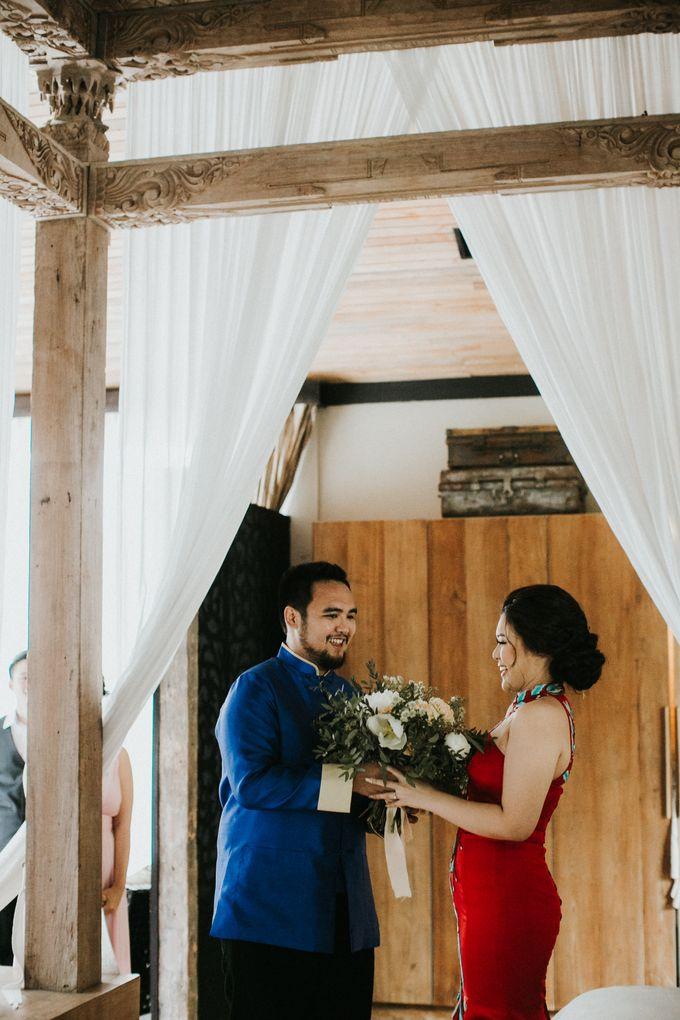 Vira & Alfred by Bali Wedding Paradise - 021