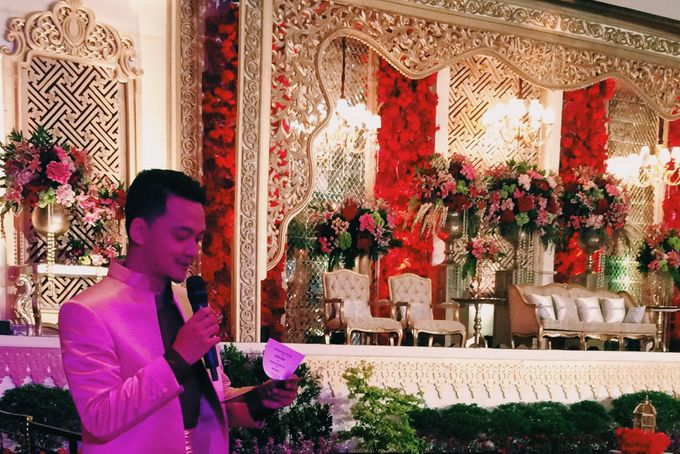 Wedding Reception By Rina Gunawan WO by Chanzy Fauzi MC - 002