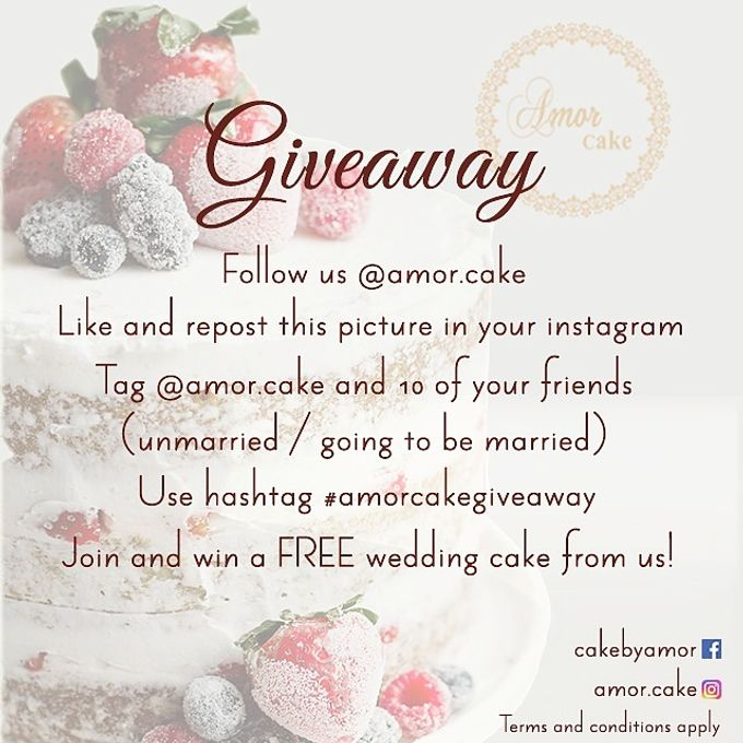 Wedding Expo and Promotion by Amor Cake - 008
