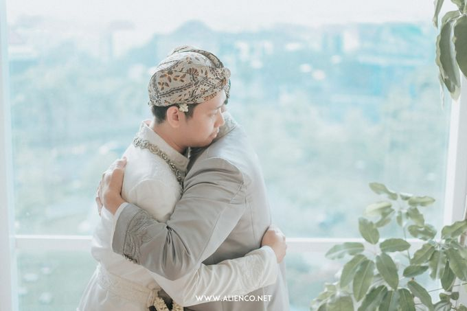 THE WEDDING OF ANGGI & iNDRA by alienco photography - 047