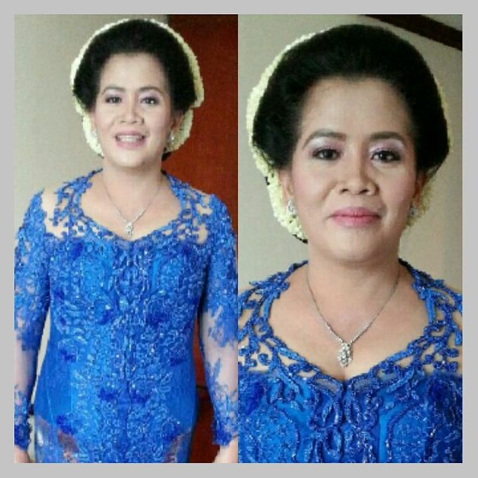 Hairdo Mom Bride by Makeup And Hairdo By iis - 027