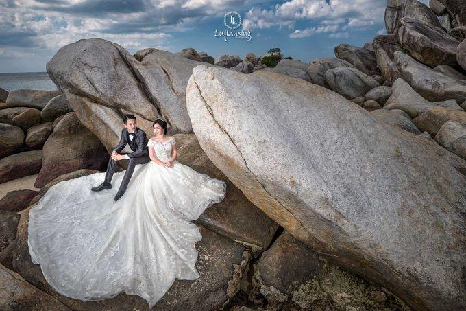 Belitung Pre Wedding by Lavio Photography & Cinematography - 025