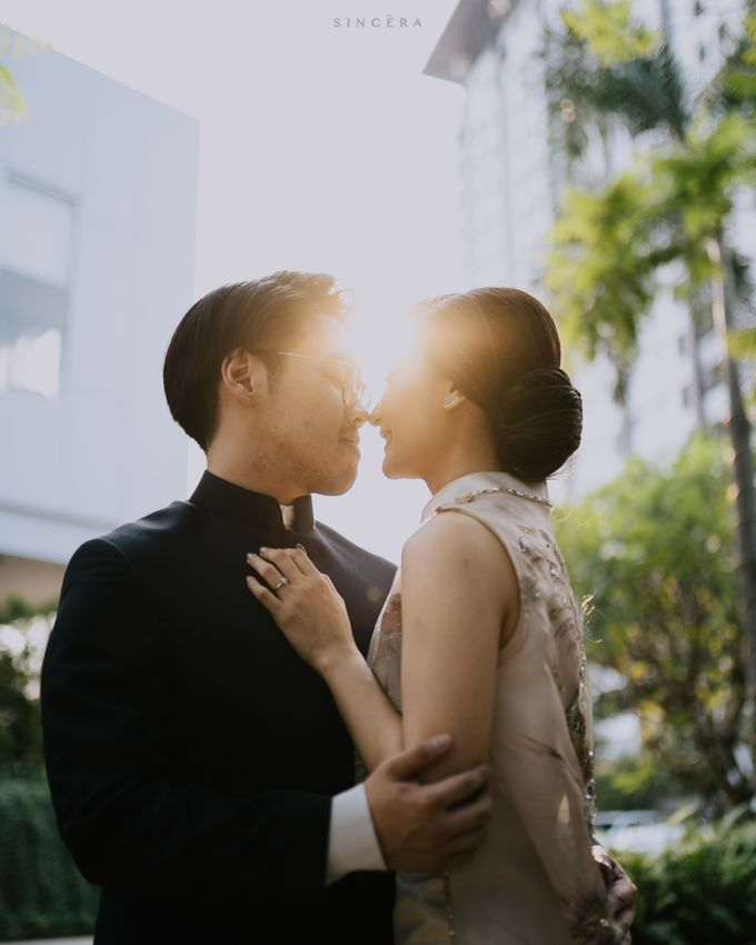 Vincent & Astrid Engagement by Femine Wiratno - 012