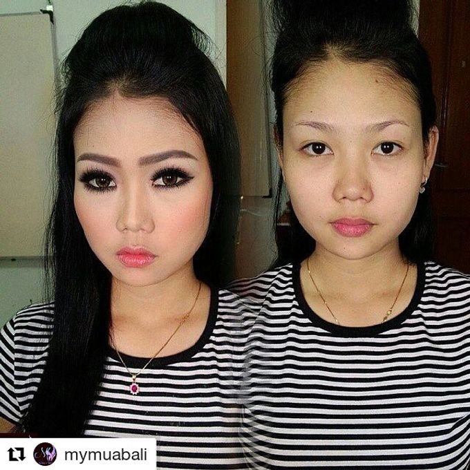 Before & After by Yenny Makeup Artist - 004