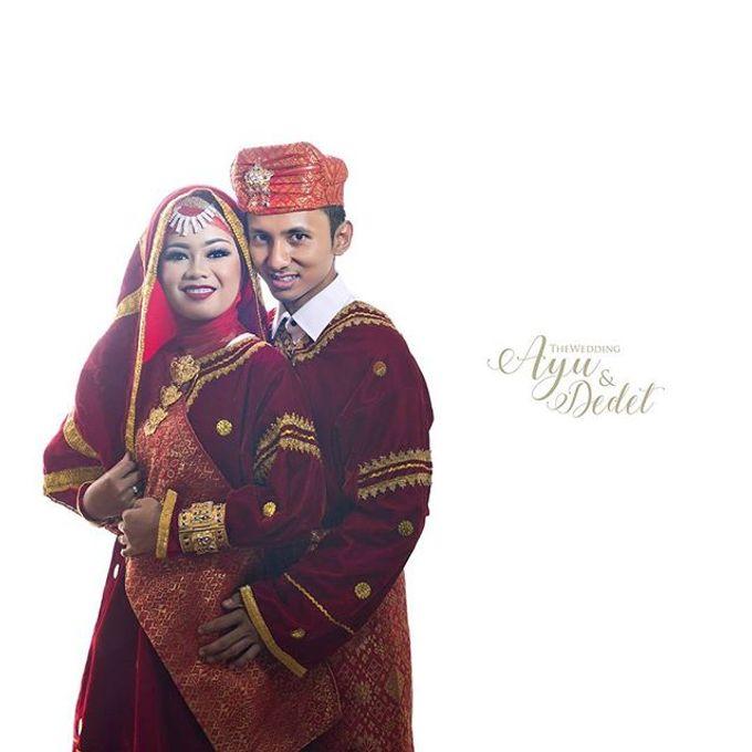 Ayu + Dedet by RAP Wedding - 010