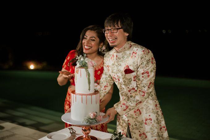 The Wedding of Veena & Yuchen by The Wedding Mood - 008