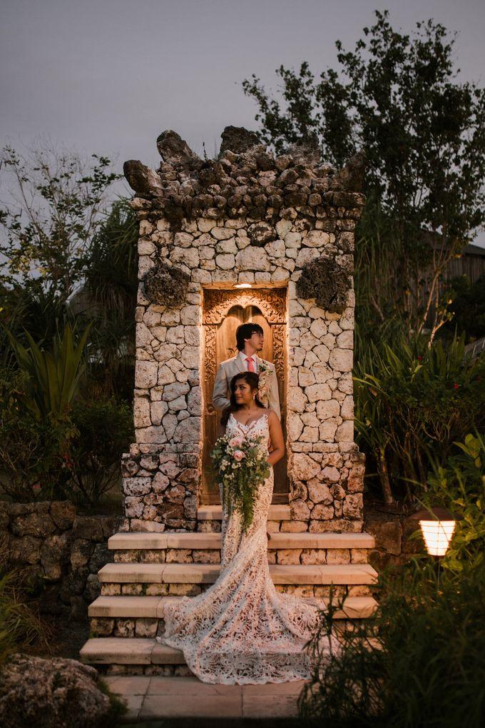 The Wedding of Veena & Yuchen by The Wedding Mood - 001
