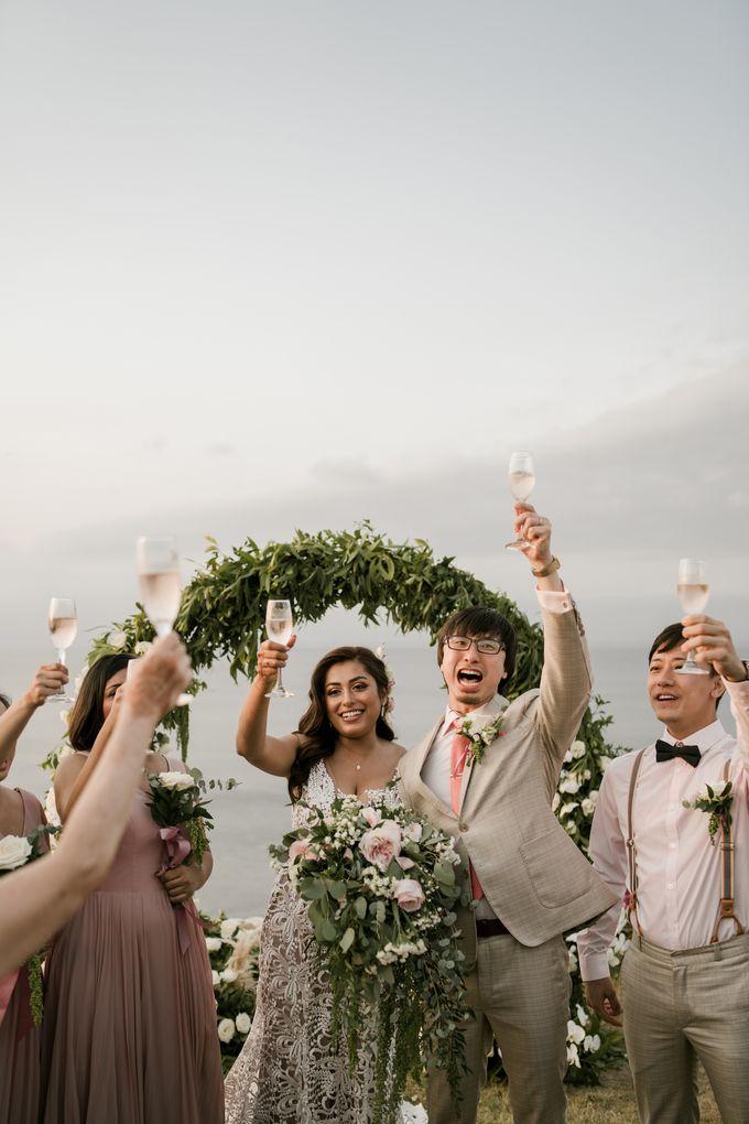 The Wedding of Veena & Yuchen by The Wedding Mood - 009