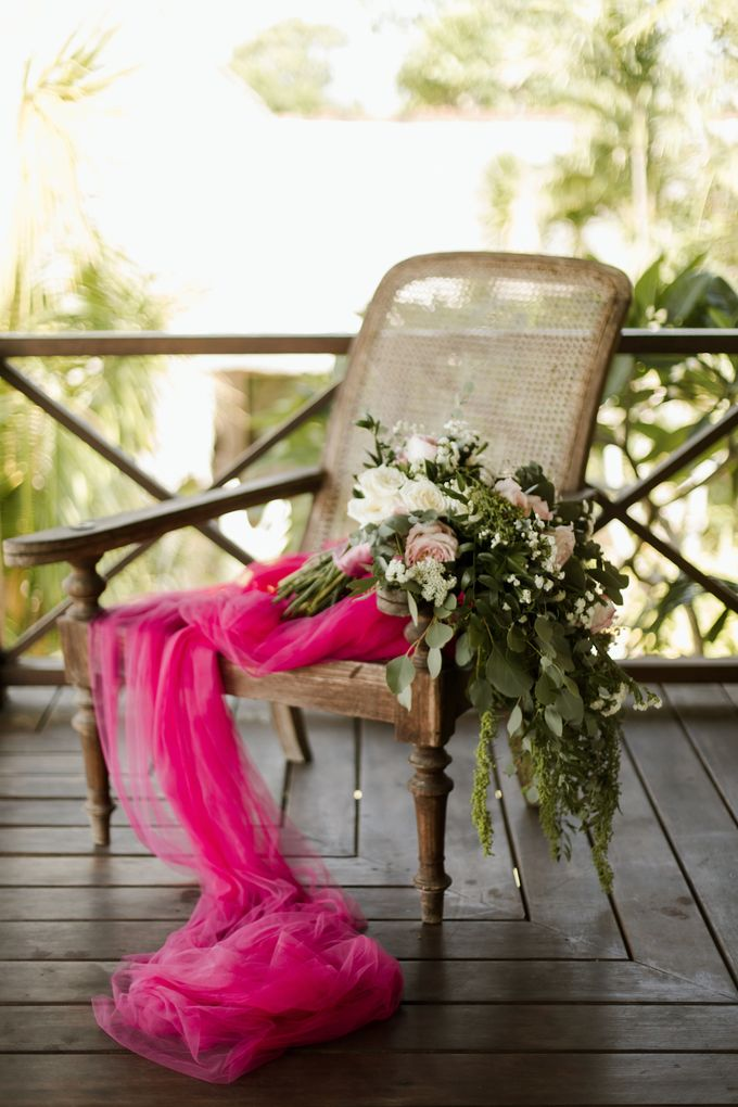 The Wedding of Veena & Yuchen by The Wedding Mood - 002