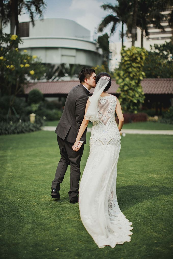 Vella & Michael Wedding by Lights Journal - 023