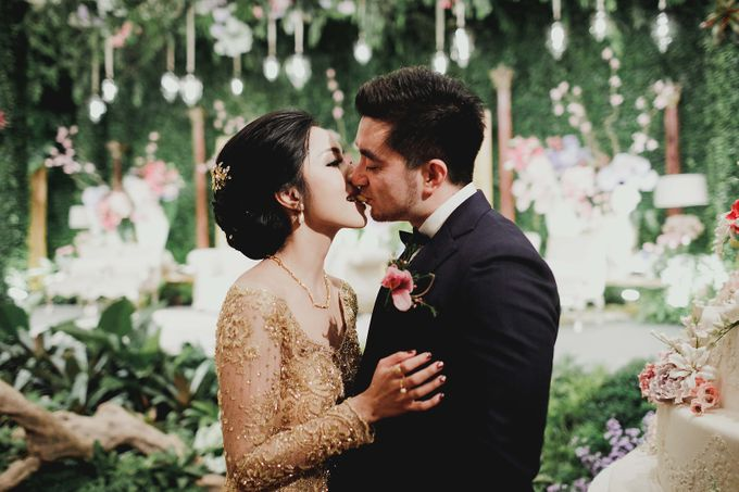 Vella & Michael Wedding by Lights Journal - 038
