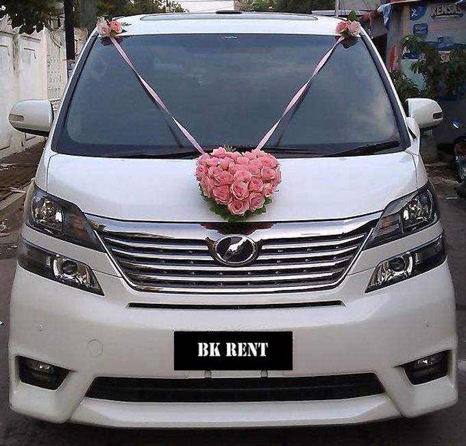 Wedding Car BK Rent Car by BKRENTCAR - 001
