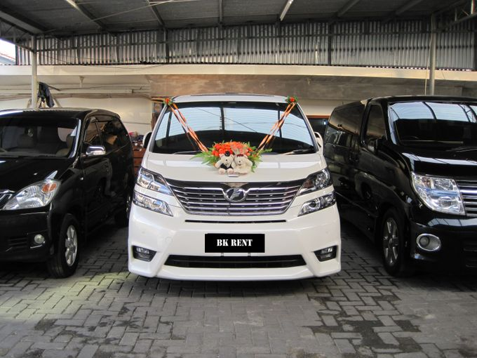 Foto Dekorasi Mobil BK Rent Car by BKRENTCAR - 003