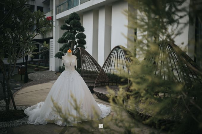 Wedding Day by Daniel H - Anthony & Amelia by Miracle Photography - 042