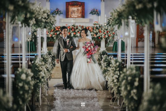 Wedding Day by Daniel H - Anthony & Amelia by Miracle Photography - 007