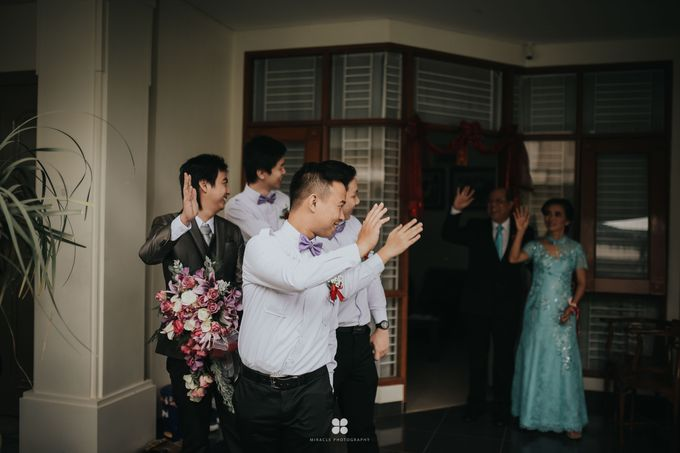 Wedding Day by Daniel H - Anthony & Amelia by Miracle Photography - 019